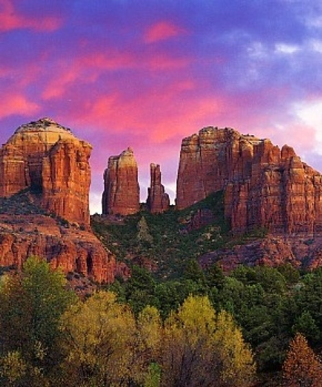 Weather in Sedona – It's Fall Again