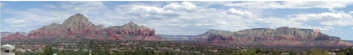 Sedona Webcam