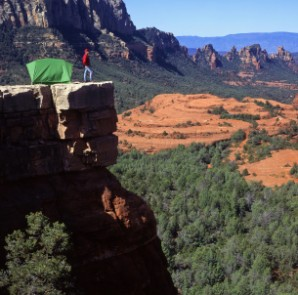 Sedona camping